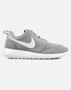 fca5c5567d165 Nike Roshe One 1 Run Size 8 8.5 13 Wolf Grey White Black Silver ...