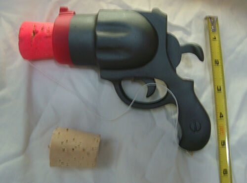 Batman Harley Quinn Resin Cork Gun Joker