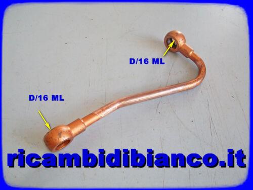Tubo Acqua Compressore Marelli 968720 Fiat 682N3//4-619N-683N-690N3-693N//N1