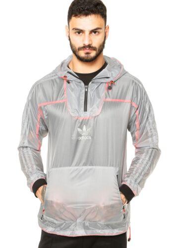 Deadstock Nmd Cappuccio Adidas Vento A Maglione Originali Giacca Con Luce Corsa fP6q4w