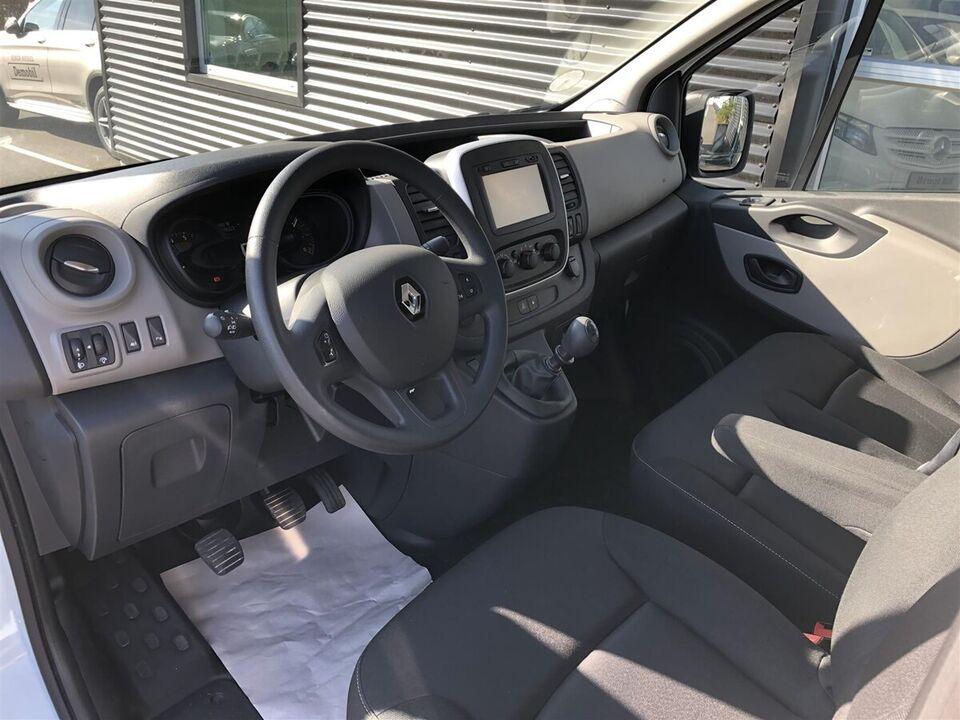 Renault Trafic T29 1,6 dCi 145 L1H1 d Diesel modelår 2017