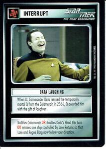 Star Trek CCG  Promo Cards