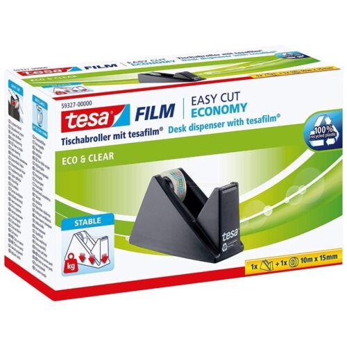 Tesa Easy cut economy aplicador de cinta adhesiva eco & Clear tischabroller con celo
