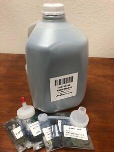 (1,000g) Bulk Toner Refill For Oki Mb451w, Mb451, B401, B401, Mb441 + 10 Chip