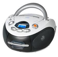 RADIOREGISTRATORE CASSETTA CD MP3 USB PORTATILE, AH2387 MAJESTIC AHB0388 AUDIOLA
