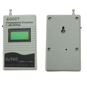 GY560-Frequency-Meter-LCD-Display-Counter-Two-Way-Radio-Transceiver-50MHz-2-4GHz