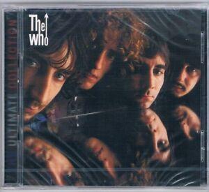 Who-Ultimate-Collection-Doppel-CD-mit-37-Titel-von-1964-1982-Neuware