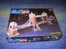 MB PUZZ 3D Tower Bridge 3D Puzzle !!! Top selten 819 Teile