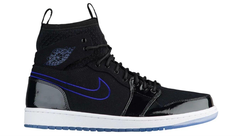 Nike Air Jordan 1 Retro Retro Retro Ultra High, Men's Size 10,.5 Black, 844700 002 ddc0aa