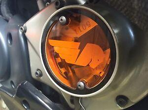 Buell Translucent Timing Cover /'03-/'07 XB Lightning Firebolt XB9S XB12R XB9R