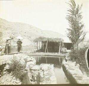 Moyen-Orient-PALESTINE-SYRIE-Photo-Stereo-Vintage-Plaque-de-Verre-VR2L11n2