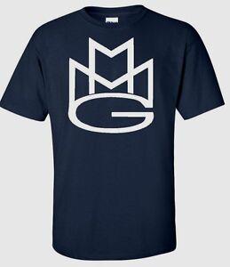 MAYBACH-MUSIC-GROUP-MMG-mens-T-shirt-Rick-Ross-Wale-Meek-Mills-Multi-Color