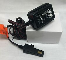 Power Wheels Fisher Price 12 Volt 12V Grey Battery Charger 00801-0638 Genuine