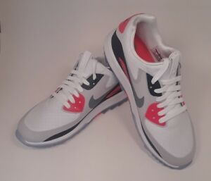 finest selection a3a0b 5b7ea Details about NEW Nike Air Zoom 90 IT Infrared Women's Golf Shoe Size 8  (844648-100)