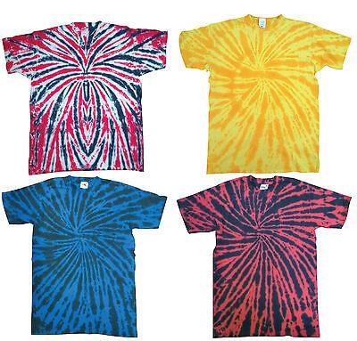 T-SHIRT MAGLIETTA UNISEX Vortice VORTEX Moda tie dye style hipster vari modelli