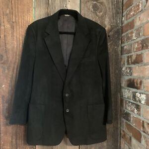 Black Blazer Siberia Jacket