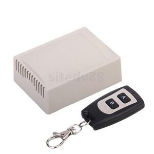 2CH-2-Channel-433MHZ-RF-Wireless-Remote-Control-Transmitter-Receiver-12V-DC