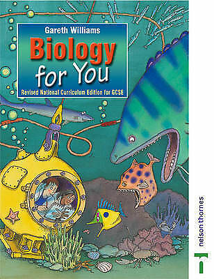 Biology for You - National Curriculum Edition for GCSE by Nick Paul, Gareth...