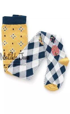 Matilda Jane BELIEVE ME Tights Girls 4 6 Geometric Polka Dots Make Believe NWT