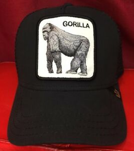 Goorin Brothers Trucker Hat snapback 101-0333 KING OF THE JUNGLE ... f7e846438bc8