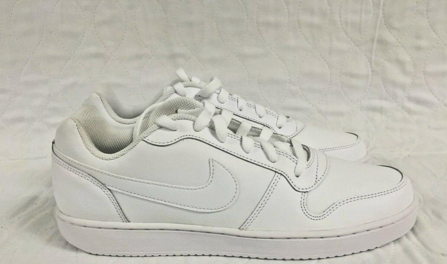 White Men's Draft Low Court Shoe Size
