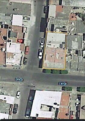 Propiedad en esquina avenida Victoria y V Carranza tepic Nayarit