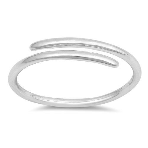 USA Seller Plain Rope Ring Sterling Silver 925 Best Price Jewelry Selectable