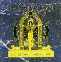 The Mission Uk, Mission - God's Own Medicine [new Cd] England - Import, Uk - Imp on sale