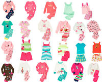 Gymboree Girls Gymmies Pajamas U Pick Pjs Sleepware Sz 3 4 5 6 7 8 10 12