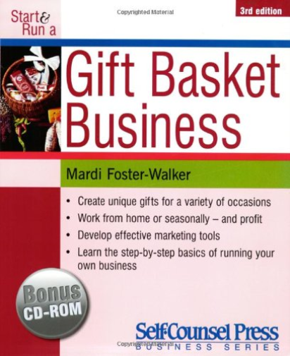 Mardi Foster-Walker-Start & Run A Gift Basket Business (US IMPORT) BOOK NEW