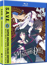 Unbreakable Machine-Doll: The Complete Series (Blu-ray Disc, 2017, 4-Disc Set, S.A.V.E.)