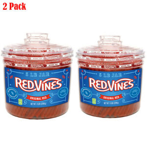 Red-Vines-Candy-Original-Red-Twists-5-lbs-2-Packs-Free-Shipping