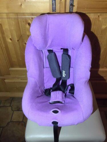 Sommerbezug Schonbezug Frottee für Joie I-Anchor Advance NEU lila