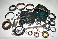 4t65e Master Rebuild Kit 03-up Half Lined Clutches 4t65-e Transmission Overhaul