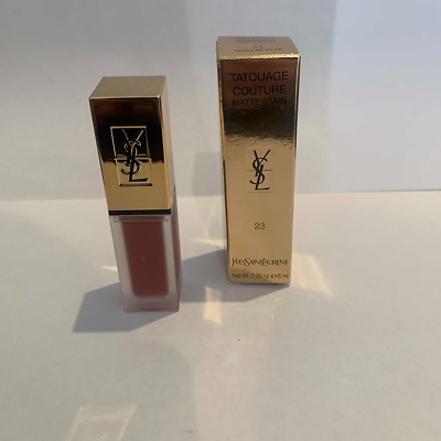 Yves Saint Laurent Tatouage Couture Matte Stain 23