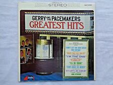 Gerry & The Pacemakers Greatest Hits 1965 Laurie SLP-2031 1st US 1D/1A Press VG