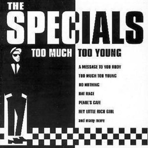1 of 1 - The Specials : Too Much Too Young CD (1996)