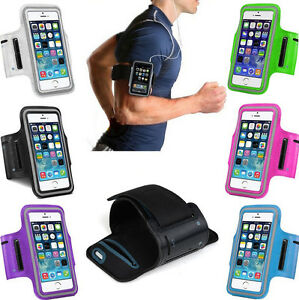 info for d7a43 2af67 Details about 1PC Sports Gym Armband Cover Jogging Running Arm Holder Case  For iPhone 6/6plus
