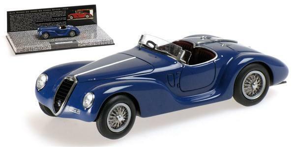 Minichamps Alfa Romeo 6c 2500 SS corsa 1 43 437120232
