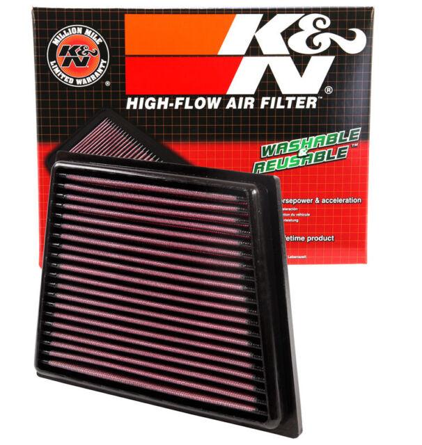 33-2955 K&N Air Filter fits FORD FIESTA ST180 1.6 2014- & B-Max EcoSport Tourneo