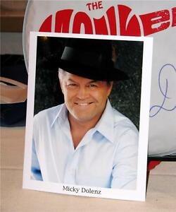MICKY-DOLENZ-DIRECT-GET-THIS-8x10-30-SIGNED-TO-YOU-THE-MONKEES