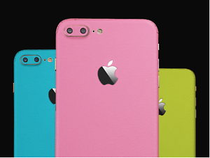 iPhone-Leather-7-Colours-Full-Back-360-Vinyl-Skin-Sticker-Skin-Wrap-Cover-Case