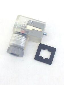 X32 SMC PNEUMATIC SOLENOID COIL MICRO CONNECTOR 6/250 10/50V (A771