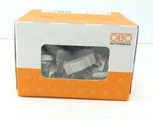 100 Pièces Obo Bettermann Contre Baignoire 2058 12 Cea | 1195 123 | Nouveau Dans Neuf Dans Sa Boîte-afficher Le Titre D'origine