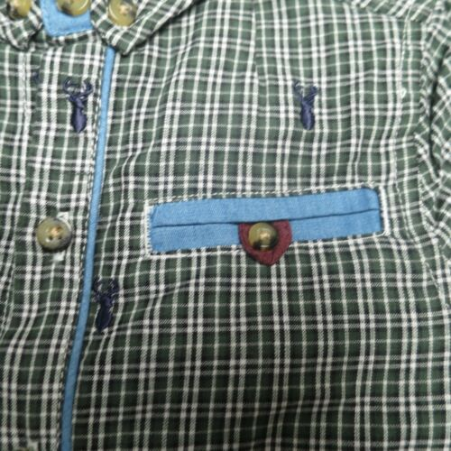 Boys shirt DESIGNER age 3-10 y RRP £30 Angel /& Rocket Brand sold at Next