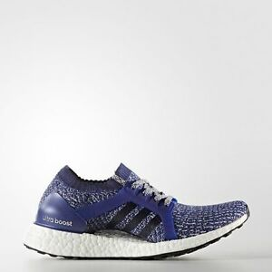 Details about Adidas BY2710 Women Ultra Boost X Running shoes purple sneakers