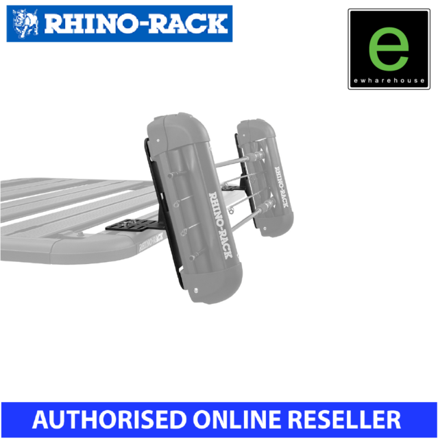 RHINO RACK PIONEER FISHING ROD HOLDER BRACKET - 43159