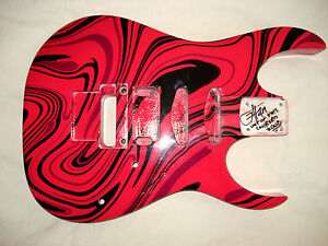 IBANEZ RG560 SWIRLED BODY ONLY SQUARE HEEL VINTAGE - <span itemprop='availableAtOrFrom'>Barnet, United Kingdom</span> - IBANEZ RG560 SWIRLED BODY ONLY SQUARE HEEL VINTAGE - Barnet, United Kingdom