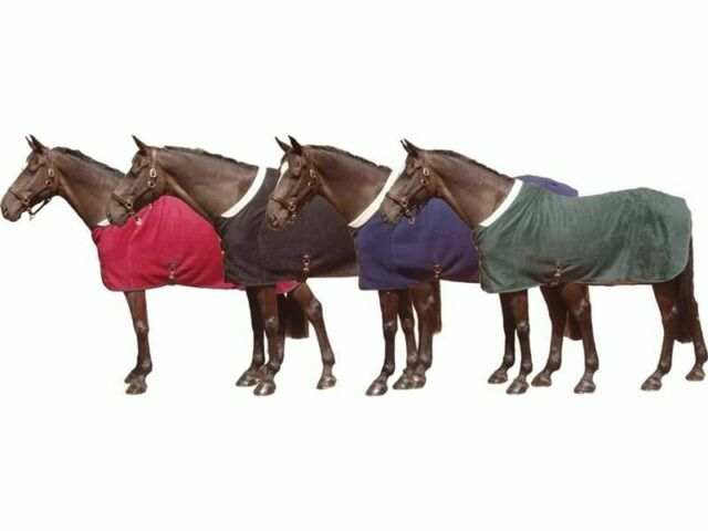 Comfort Zone Lapel Neck Cover Horse Rug