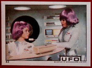 UFO - GABRIELLE DRAKE (LIEUTENANT GAY ELLIS) - Monty Gum (1970) - Card #42